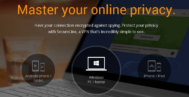 Avast SecureLine Home